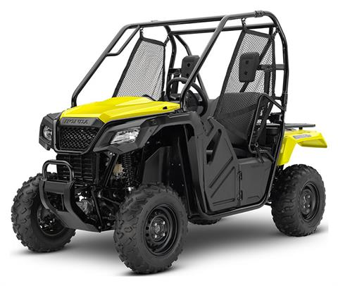 2019 Honda Pioneer 500 in Monroe, Michigan