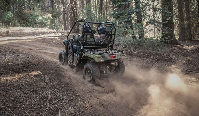 2019 Honda Pioneer 500 in Baldwin, Michigan