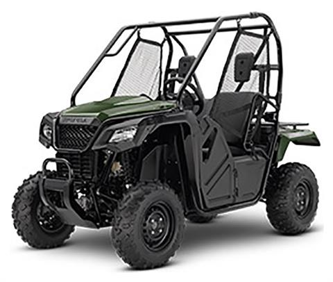 2019 Honda Pioneer 500 in Gulfport, Mississippi