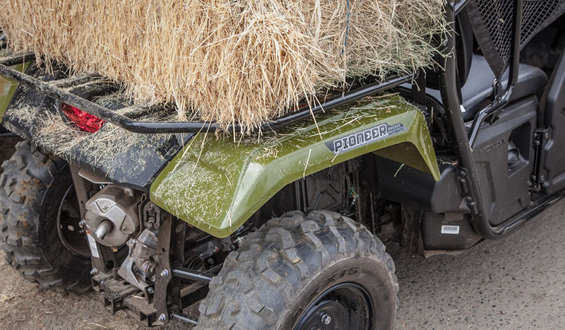 2019 Honda Pioneer 500 in Monroe, Michigan - Photo 10