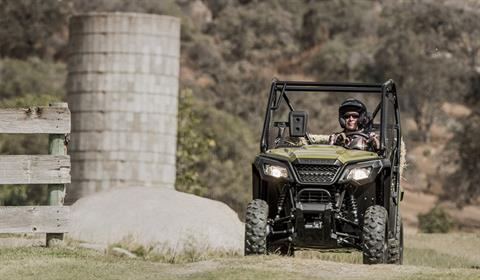 2019 Honda Pioneer 500 in Monroe, Michigan - Photo 12