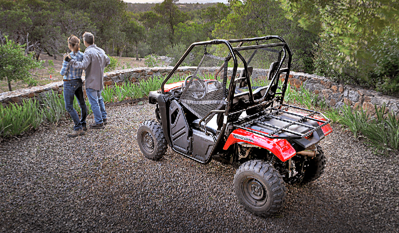 2019 Honda Pioneer 500 in Newport, Maine - Photo 13