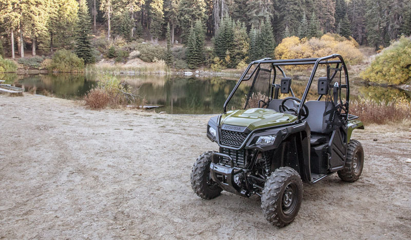 2019 Honda Pioneer 500 in Bakersfield, California - Photo 18