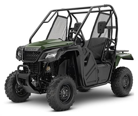 2019 Honda Pioneer 500 in Davenport, Iowa - Photo 1