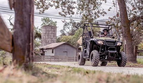2019 Honda Pioneer 500 in Greenwood, Mississippi