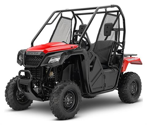 2019 Honda Pioneer 500 in Bennington, Vermont - Photo 1