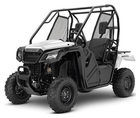 2019 Honda Pioneer 500 in Anchorage, Alaska - Photo 1