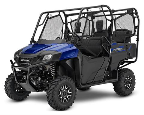 2019 Honda Pioneer 700-4 Deluxe in Moline, Illinois - Photo 1