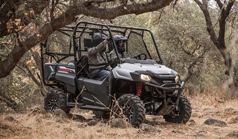 2019 Honda Pioneer 700-4 Deluxe in Mineral Wells, West Virginia