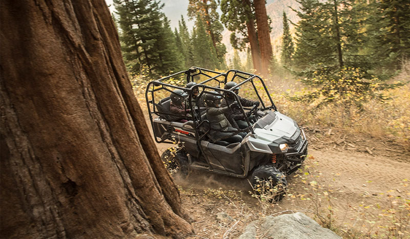 2019 Honda Pioneer 700-4 Deluxe in Crystal Lake, Illinois - Photo 8