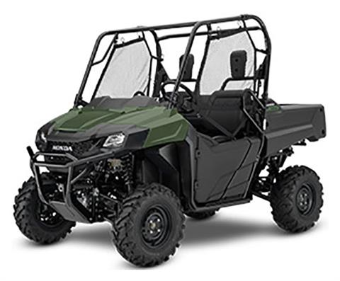 2019 Honda Pioneer 700 in Prosperity, Pennsylvania