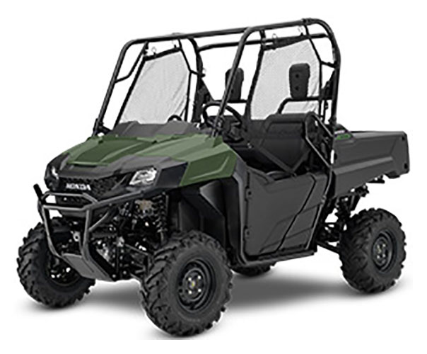 2019 Honda Pioneer 700 in Sterling, Illinois