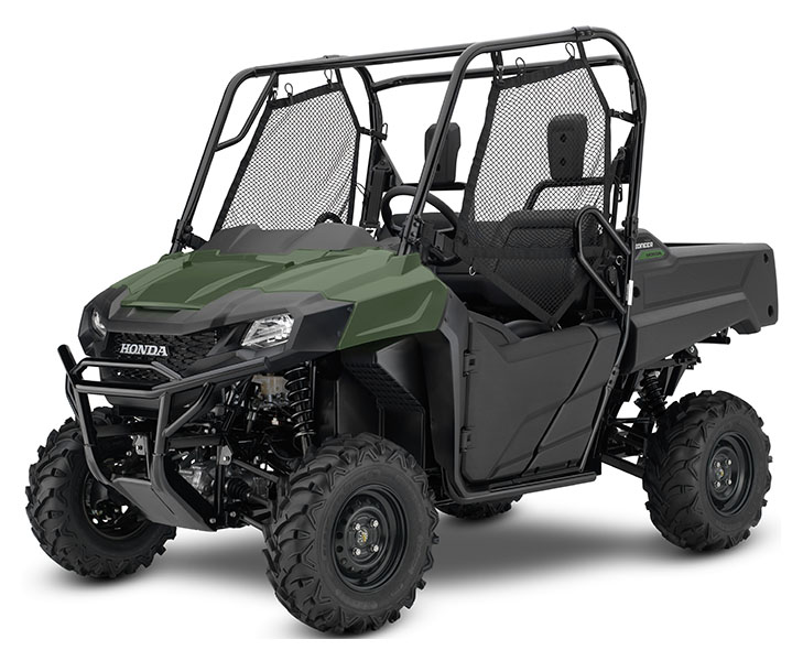 2019 Honda Pioneer 700 in Hot Springs National Park, Arkansas