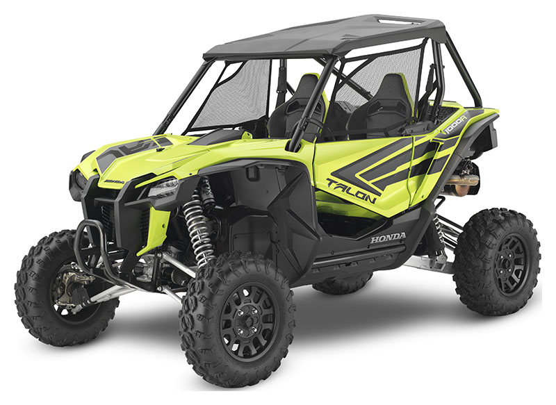 2019 Honda Talon 1000R in Iowa City, Iowa - Photo 1