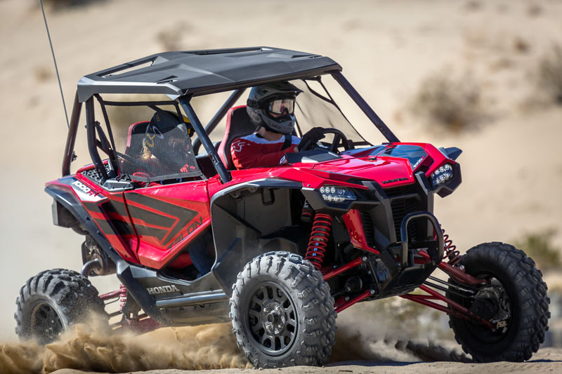 2019 Honda Talon 1000R in Adams, Massachusetts - Photo 7