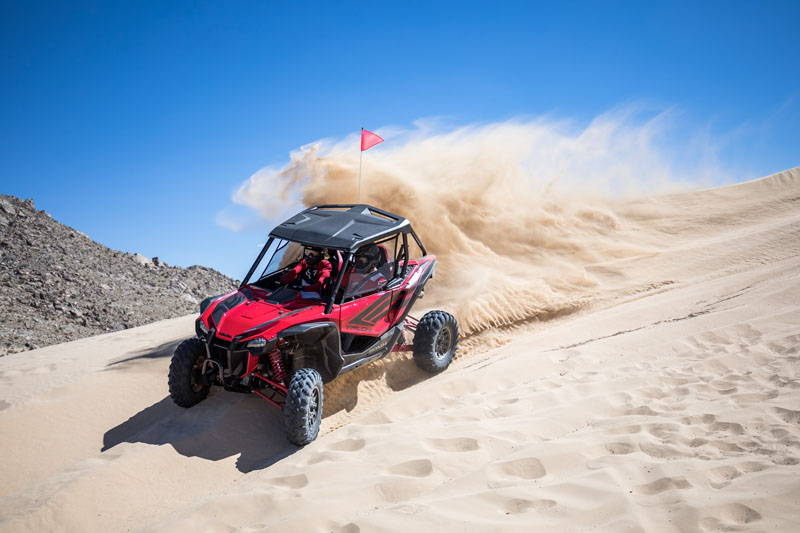 2019 Honda Talon 1000R in Adams, Massachusetts - Photo 10
