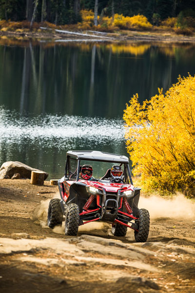 2019 Honda Talon 1000R in Asheville, North Carolina