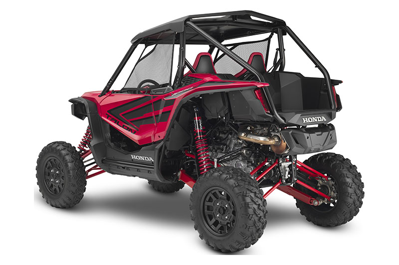 2019 Honda Talon 1000R in Madera, California - Photo 6