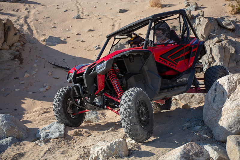 2019 Honda Talon 1000R in Rice Lake, Wisconsin - Photo 10