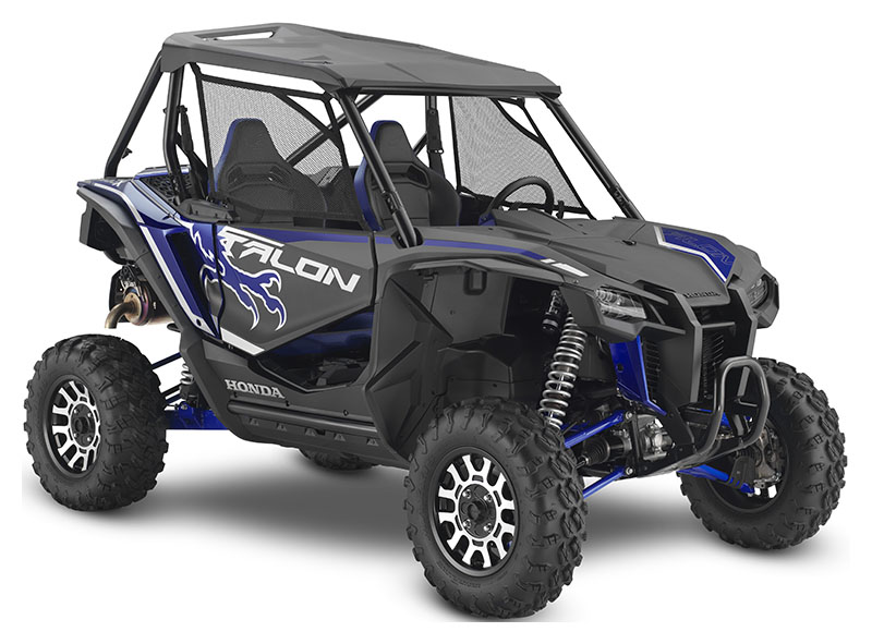 2019 Honda Talon 1000X in Freeport, Illinois - Photo 2