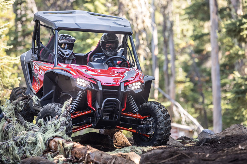 2019 Honda Talon 1000X in Monroe, Michigan - Photo 9