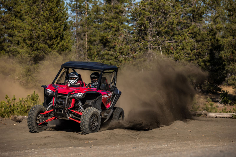 2019 Honda Talon 1000X in Monroe, Michigan - Photo 10