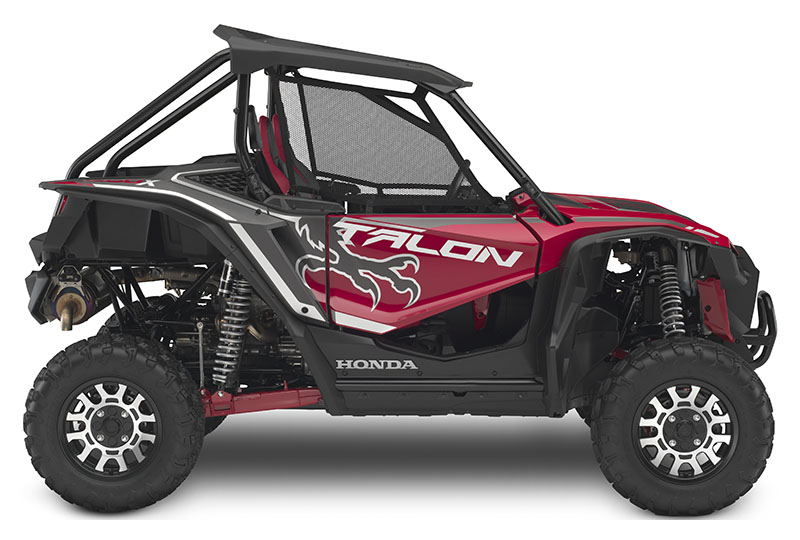 2019 Honda Talon 1000X in Honesdale, Pennsylvania - Photo 4