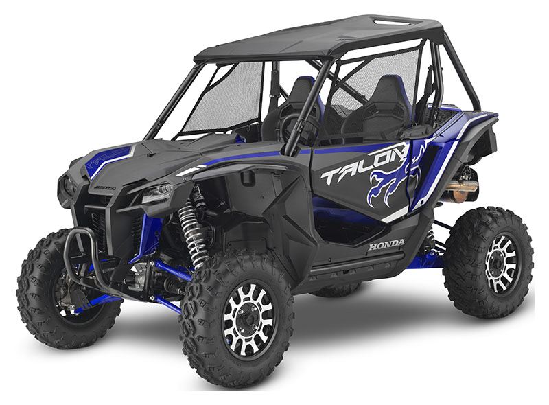 2019 Honda Talon 1000X in Claysville, Pennsylvania - Photo 1