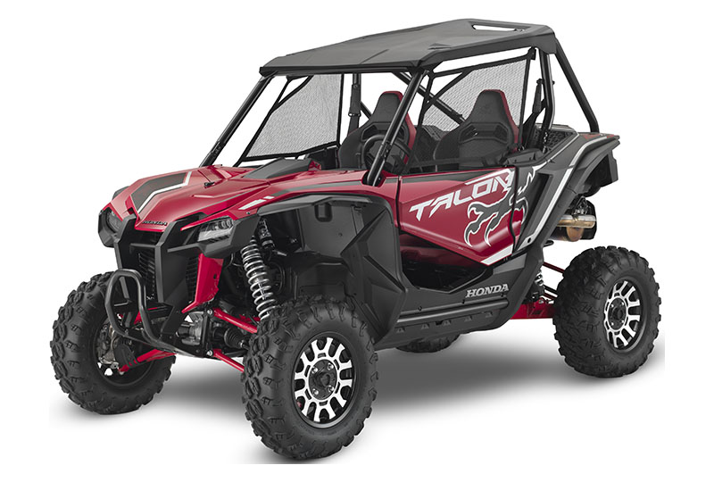 2019 Honda Talon 1000X in Bennington, Vermont - Photo 1