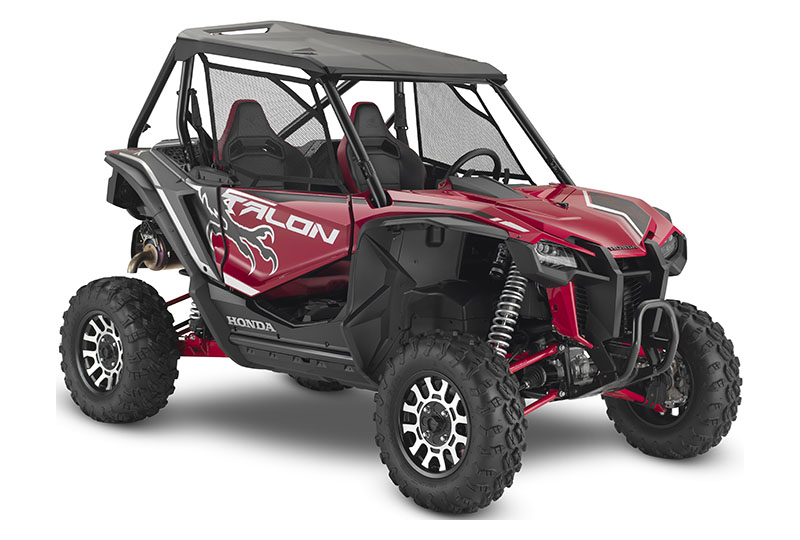 2019 Honda Talon 1000X in Visalia, California - Photo 2