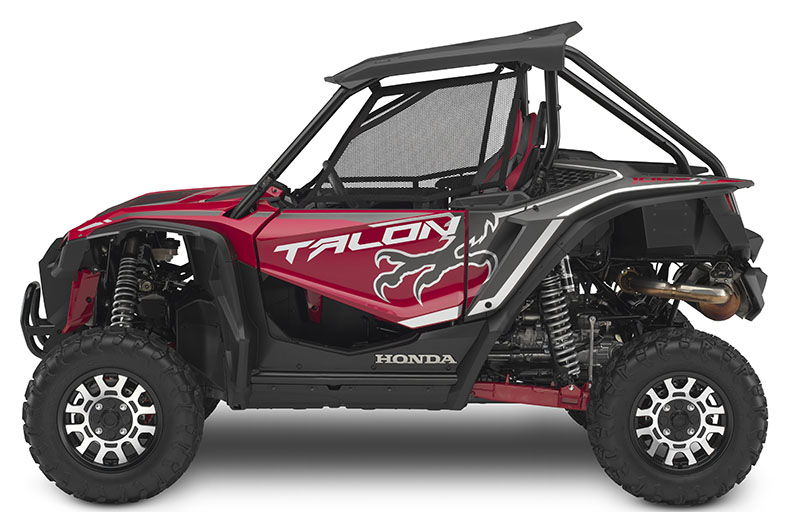 2019 Honda Talon 1000X in Monroe, Michigan - Photo 4