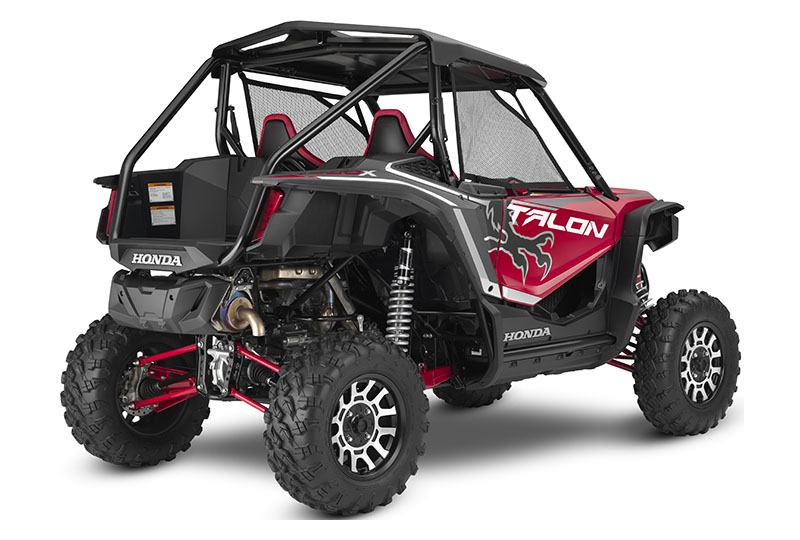 2019 Honda Talon 1000X in Monroe, Michigan - Photo 5