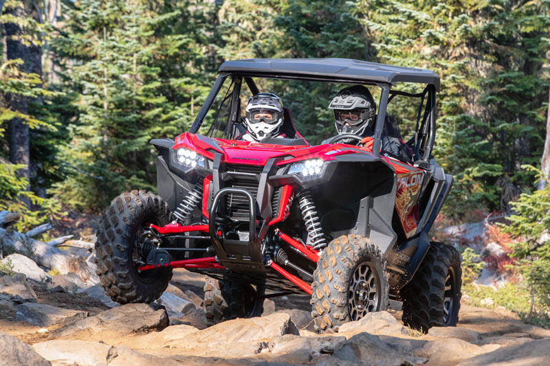 2019 Honda Talon 1000X in Monroe, Michigan - Photo 16