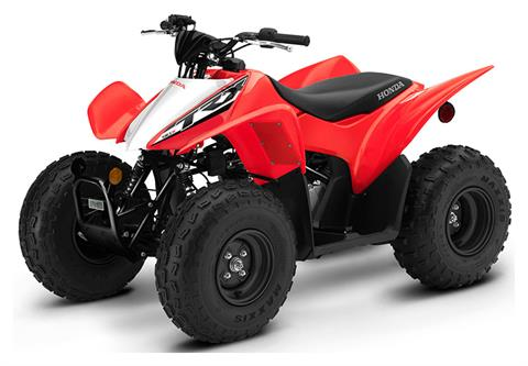 2020 Honda TRX90X in Fairbanks, Alaska