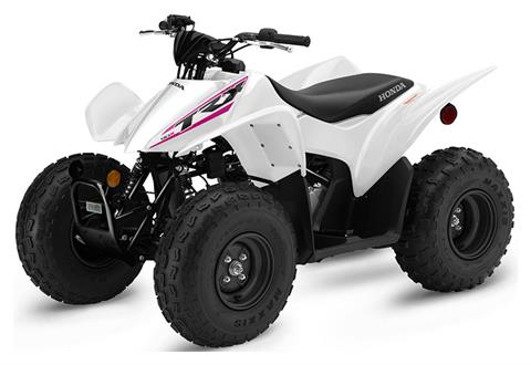 2020 Honda TRX90X in Iowa City, Iowa
