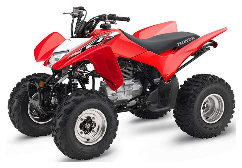 2020 Honda TRX250X in Madera, California