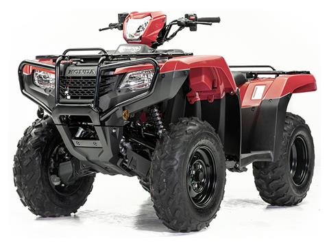 2020 Honda FourTrax Foreman 4x4 in Davenport, Iowa