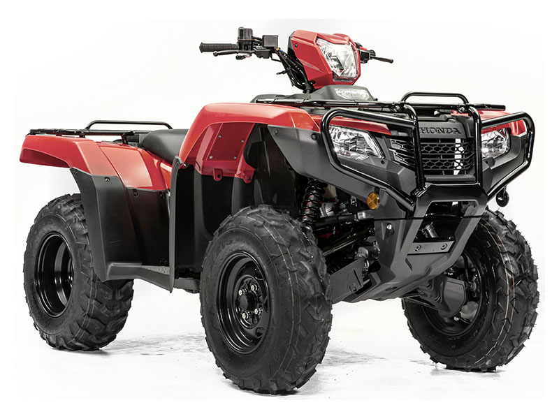 2020 Honda FourTrax Foreman 4x4 in Lewiston, Maine - Photo 4