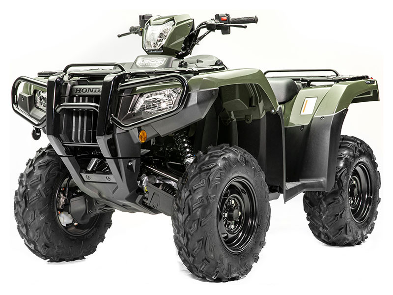 2020 Honda FourTrax Foreman 4x4 in Merced, California - Photo 1
