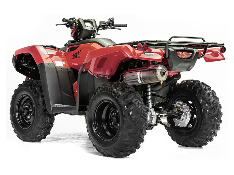 2020 Honda FourTrax Foreman 4x4 in Lincoln, Maine - Photo 5