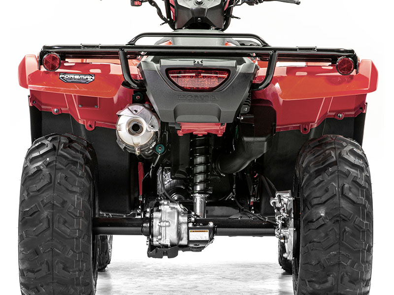 2020 Honda FourTrax Foreman 4x4 in Lincoln, Maine - Photo 8