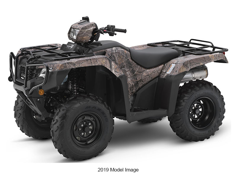 2020 Honda FourTrax Foreman 4x4 EPS in Erie, Pennsylvania - Photo 1
