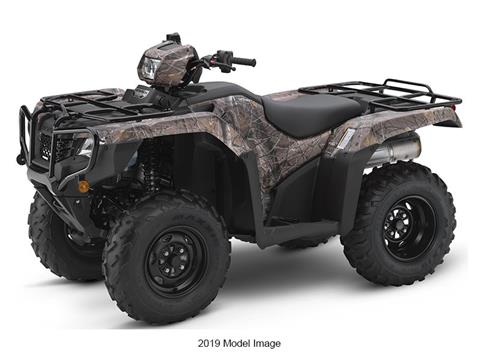 2020 Honda FourTrax Foreman 4x4 EPS in Lincoln, Maine - Photo 1