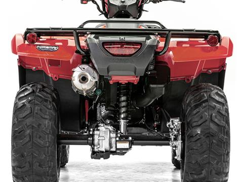 2020 Honda FourTrax Foreman 4x4 EPS in Lincoln, Maine - Photo 8