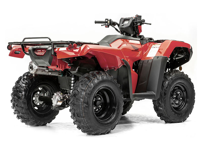 2020 Honda FourTrax Foreman 4x4 EPS in Littleton, New Hampshire - Photo 6