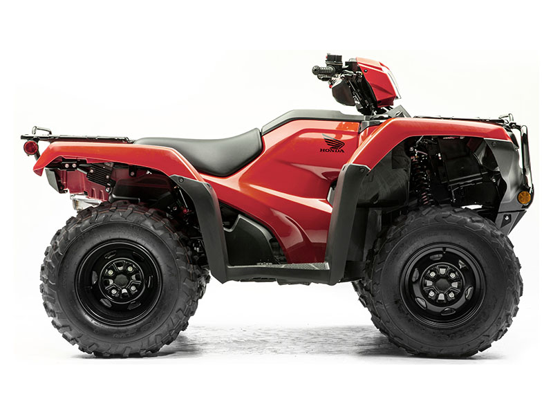 2020 Honda FourTrax Foreman 4x4 EPS in Adams, Massachusetts - Photo 3