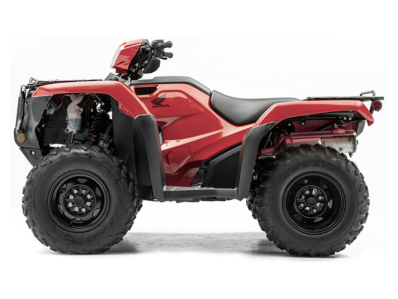 2020 Honda FourTrax Foreman 4x4 EPS in Adams, Massachusetts - Photo 4