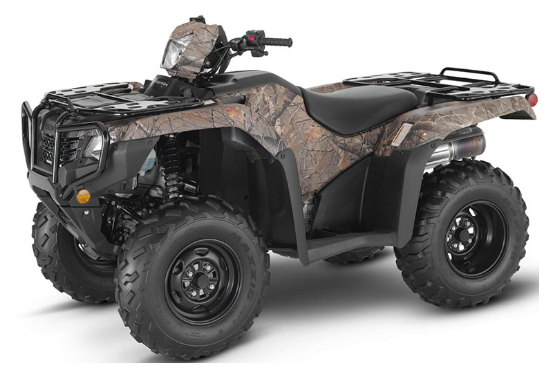 2020 Honda FourTrax Foreman 4x4 ES EPS in New Strawn, Kansas - Photo 1