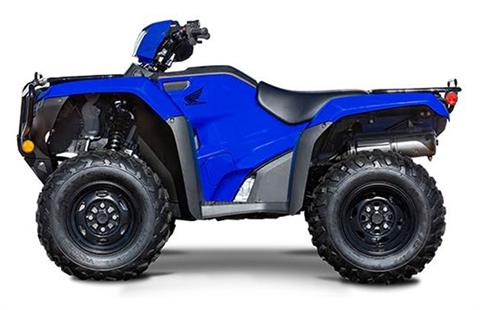 2020 Honda FourTrax Foreman 4x4 ES EPS in Adams, Massachusetts - Photo 1
