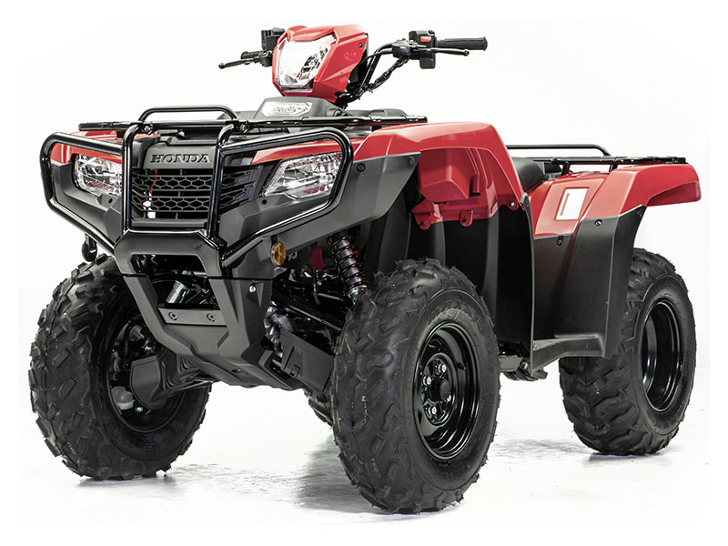 2020 Honda FourTrax Foreman 4x4 ES EPS in Kailua Kona, Hawaii - Photo 2